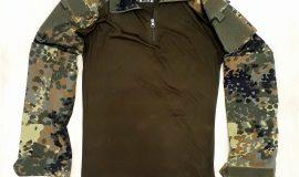 Combat-Shirt Tarnfleck von Invader Gear/ Größe S