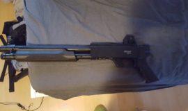Walther SG68 Pumpgun