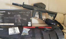 TIPPMANN Stryker Elite MP 2 Markierer komplett Set in OVP