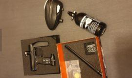 Hobbyaufgabe Empire AXE mit Dye Rotor R1 & 0,8l HP Flasche