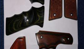 Holzgriffschalen, Pumphandle