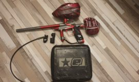 Planet Eclipse Ego 11 PE red ashes Spire 260