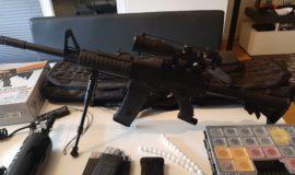 Tippmann X7 Phenom M16+ Mag Fed Umbaukit