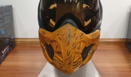 Scorpio 2.1 Maske (Virtue Vio)