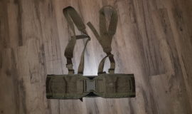 TASMANIAN TIGER WARRIOR BELT MKIII OLIV