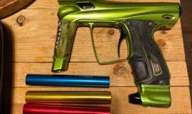 SP Shocker RSX, Fuel Flasche, HK Tfx Loader