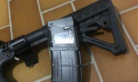 T15 DMR mit V2 Magazinen