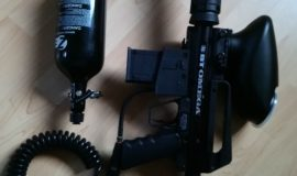 (Verkauft) BT Omega,BT Rip Clip, E Grip, Mamba Schlauch HP System Cal 68