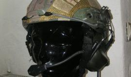 Fast Helm + Opsmen M32H Headset