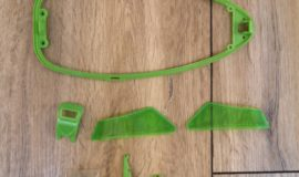 Virtue Spire 3 color Kit lime / grün