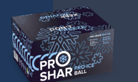 PRO SHAR ICE Winter Paintballs Top frisch !
