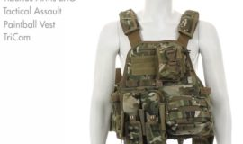 Tiberius Arms EXO Assault Weste Multi Cam