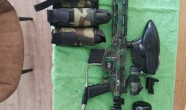 Tippmann sierra one / Game ready + Tuning
