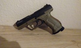 Walther P 99 Bicolor RAM cal 43