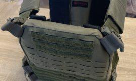 Zentauron Platte Carrier Weste, kaum benutzt