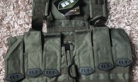 BT Chest Rig Oliv