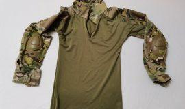 Camo Shirt / Jersey mit Schutz