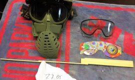 Vents Maske von 1995 Original Zustand